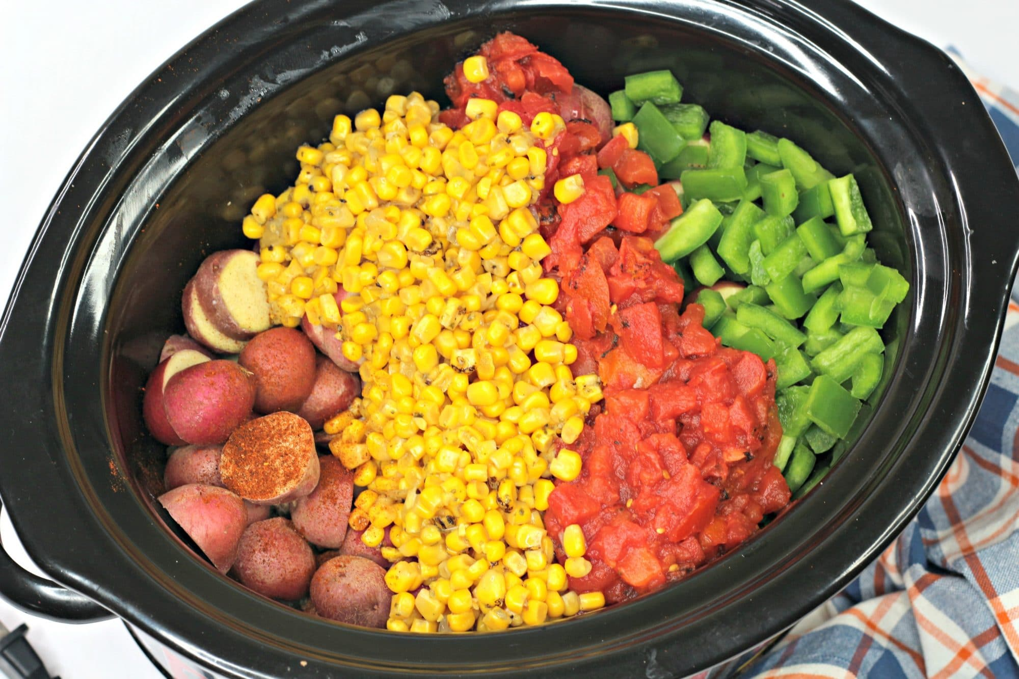 ingredients for slow cooker cowboy casserole