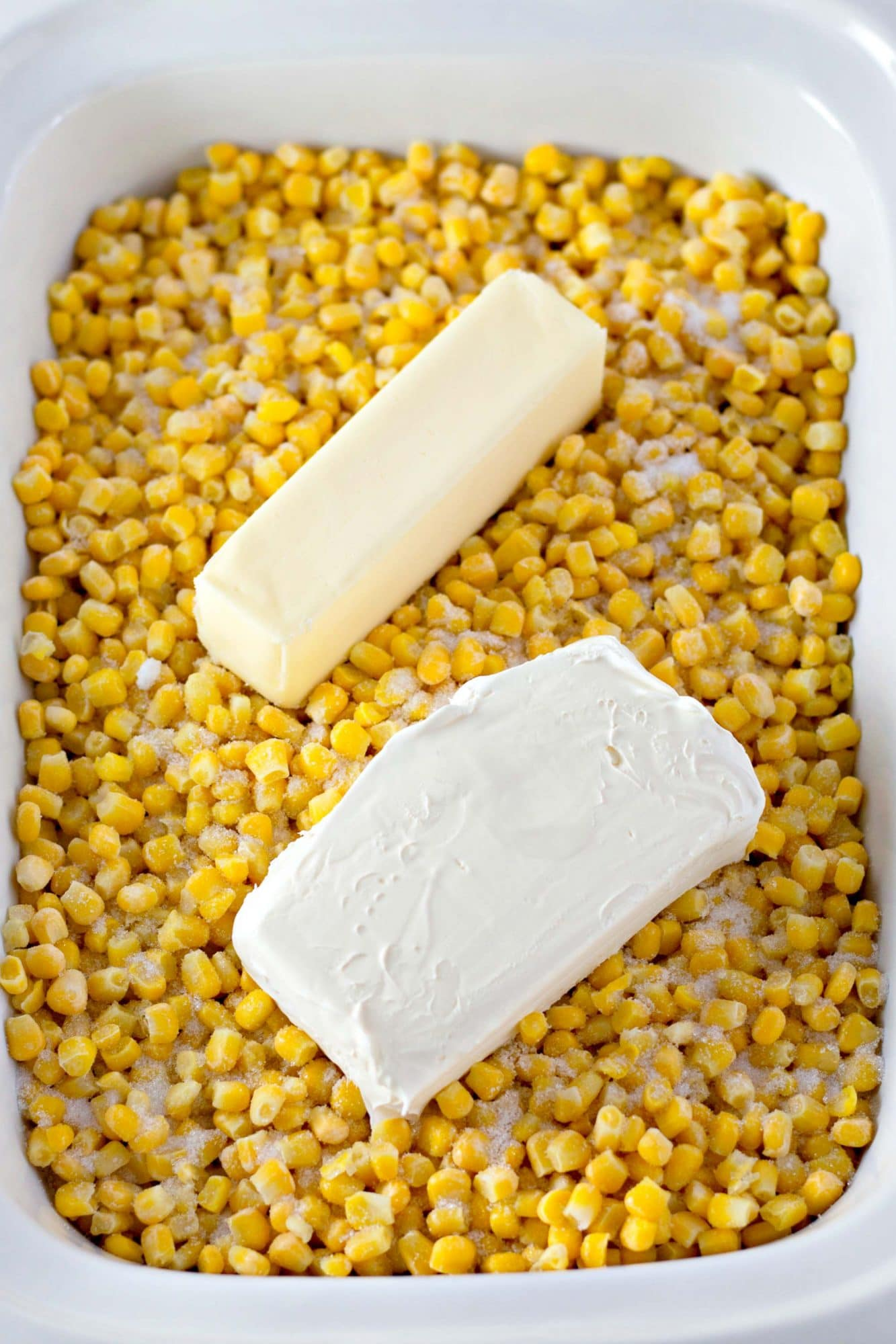 how to make cream corn in slow cooker